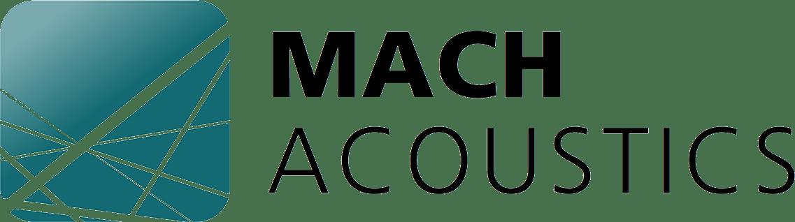 Mach Acoustics logo