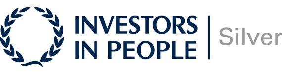 Silver Investors in People logo