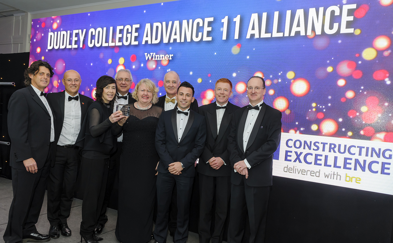 Advance II Alliance team